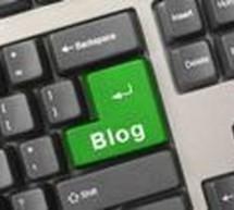 Estudantes criam blogs para desenvolver a aprendizagem