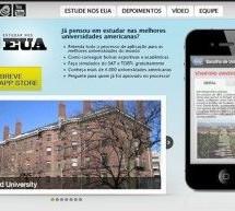 Estudantes criam site com dicas de como cursar universidade nos EUA