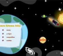 Jogo Educativo: Sistema Solar