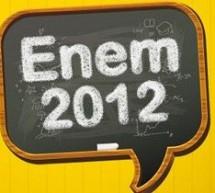 Novos simulados para o Enem 2012