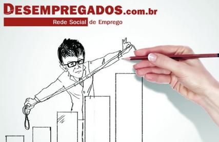 Rede Social gratuita para divulgar e buscar emprego em todo o Brasil