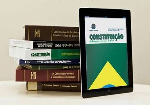 Faça o download gratuito do e-book da Constituição Federal