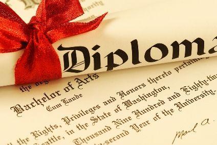 Veja A Diferença Entre Um Diploma E Um Certificado?