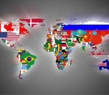Aprenda a localização dos países com este jogo online