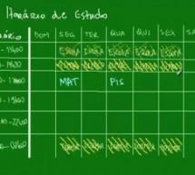 Ferramenta grátis para criar seu Cronograma de Estudos
