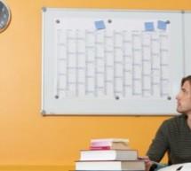 Como montar um cronograma para estudar inglês
