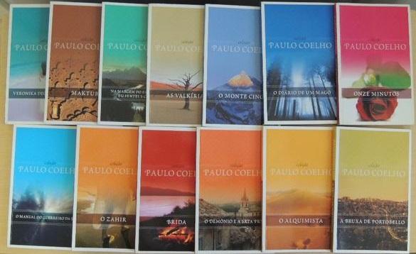 Paulo Coelho Libera Download Gratuito Dos Seus Livros