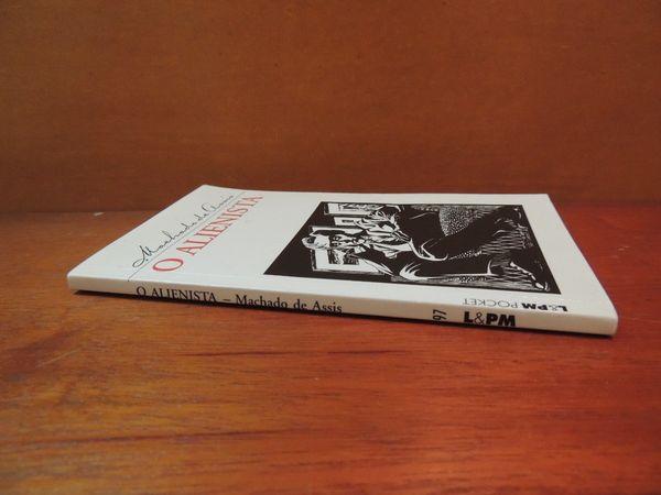 """Baixe Grátis O Livro """"O Alienista"""" De Machado De Assis"""