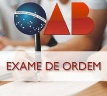 Intensivo gratuito para o exame da OAB
