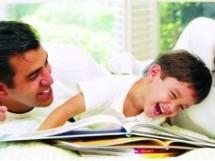 Como educar seu filho dando exemplo útil
