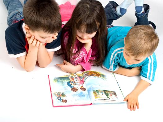 Como estimular o hábito da leitura nas crianças