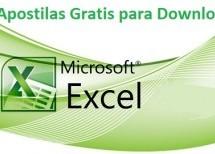 Baixe grátis apostilas de Excel para concursos