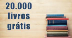 20.000 livros grátis para ler sem fazer download