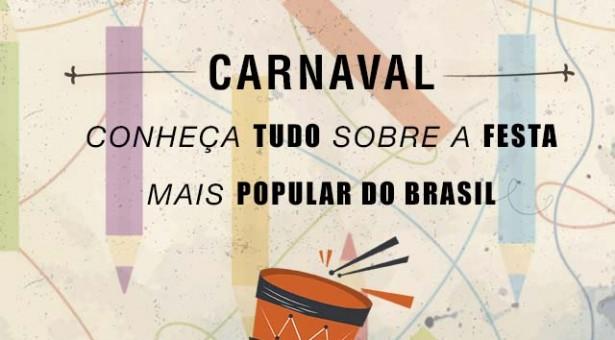 Carnaval: Conheça tudo sobre a festa mais popular do Brasil