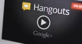 Ensinando Pela Web: Usando O HangoutOn Air