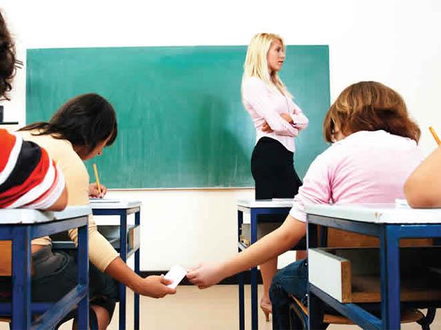 3 Motivos Para Você Não Colar Nas Provas
