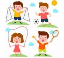 Saiba a importância do esporte na vida de seu filho