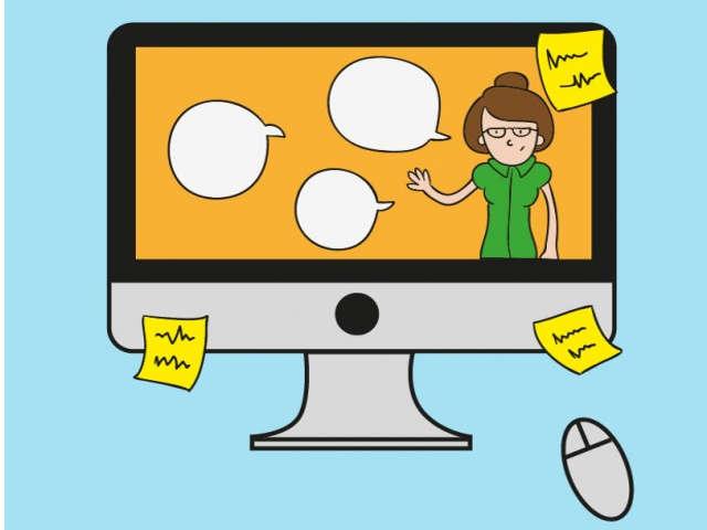 professora-em-aula-virtual