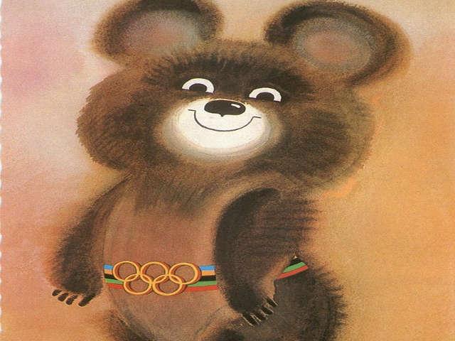 mascote-misha-das-olimpiadas-de-1980