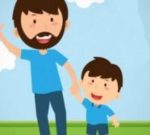 11 maneiras de pais e filhos aprenderem juntos