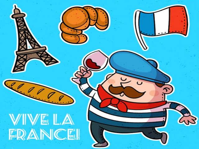 Material Grátis Para Aprender Francês Com Vídeos, áudios E PDF