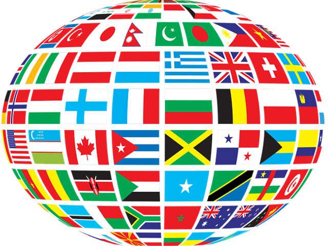 globo-terrestre-com-os-paises
