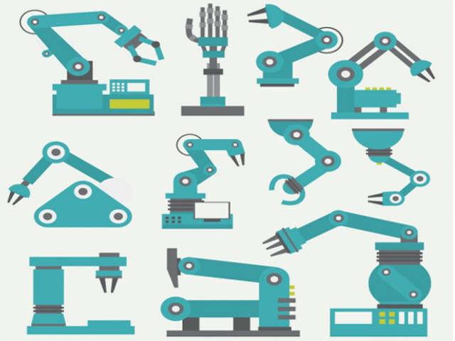 varios-elementos-de-robotica