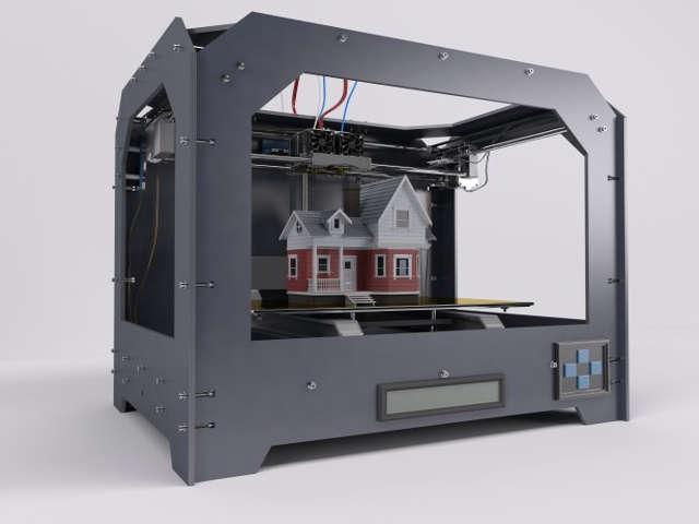impressora-3d-com-uma-casa