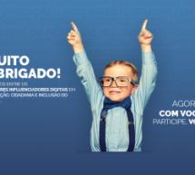 Canal do Ensino é escolhido entre 6 maiores influenciadores Digitais do Brasil na Educação
