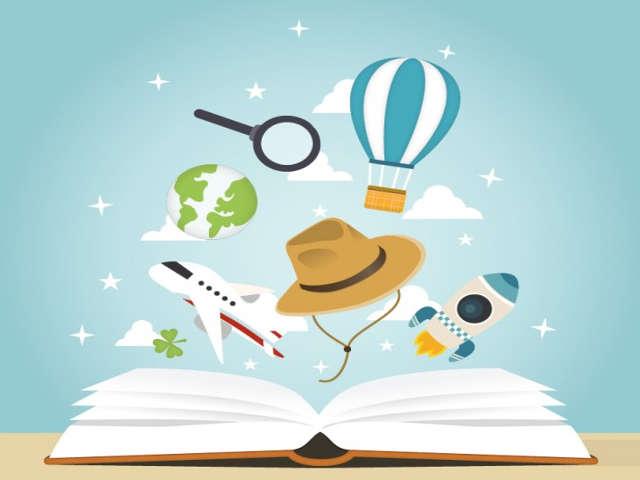 icone-de-imaginacao-com-os-livros