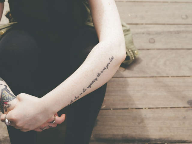 Candidatos Com Tatuagem Podem Ser Excluídos De Concursos ...