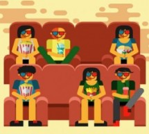 Como o cinema pode ajudar no estudo de idiomas?