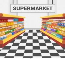 Como aprender inglês no supermercado?