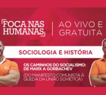 Aula ao vivo, gratuita e interdisciplinar explica os caminhos do socialismo