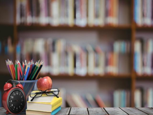 lapis-livros-em-ambiente-escolar