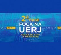 Aula online grátis para a segunda fase da UERJ