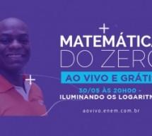 Aula Grátis de Matemática Ensina Logaritmos de Forma Objetiva e Descontraída