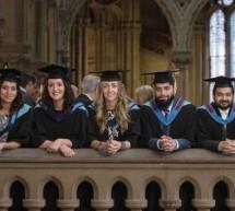 Universidade Inglesa Oferece Quatro Bolsas de Estudos