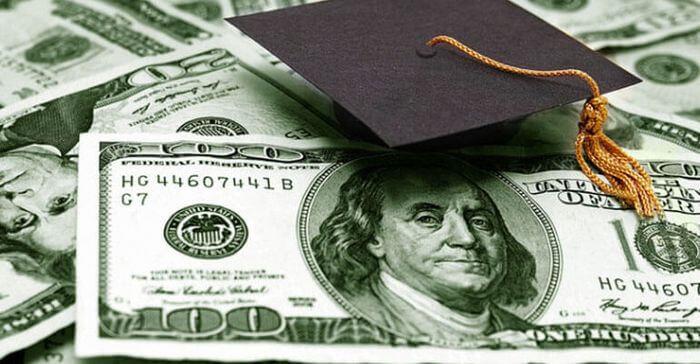 dinheiro para bolsa faculdade