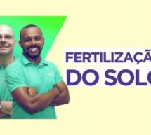 Fertilização do solo: aula interdisciplinar, ao vivo e gratuita, nos moldes das provas do ENEM