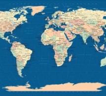 Ouça sotaques regionais de todo o mundo através de um mapa interativo