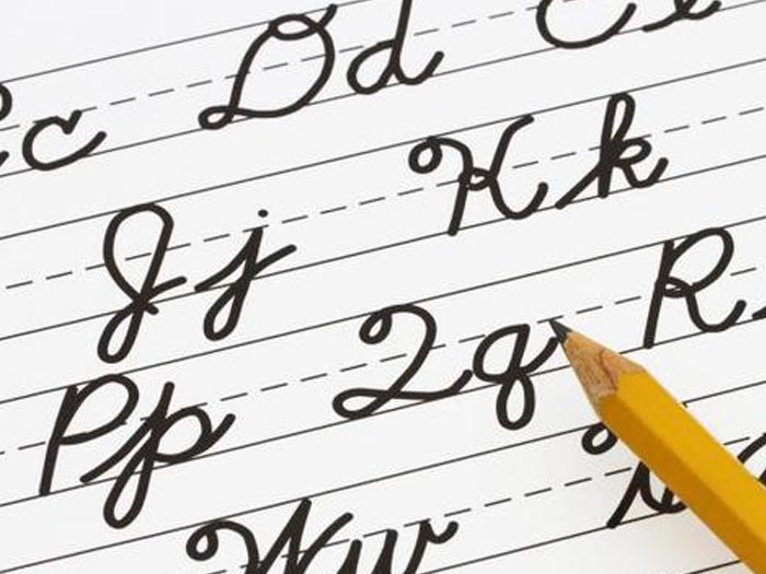 letra-cursiva