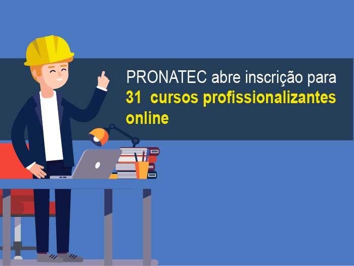 pronatec-cursos-online