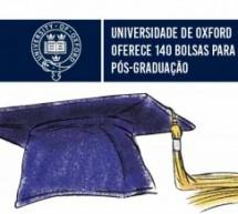 Universidade de Oxford oferece 140 bolsas para pós-graduação