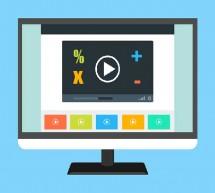 Sites que oferecem vídeo aulas de matemática de forma gratuita