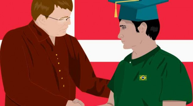 Governo dinamarquês oferece bolsa de estudos para brasileiros