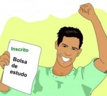 1 Milhão de bolsas de estudos com inscrição aberta em todo o Brasil