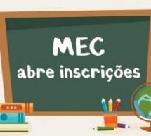 MEC abre inscrições para curso de licenciatura gratuito
