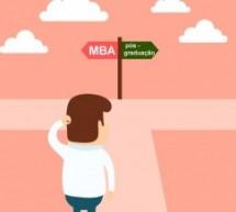 Diferença entre MBA e pós-graduação