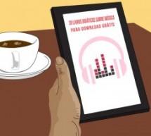 Mais de 30 livros didáticos sobre música para download grátis